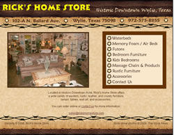 Rick's Home Store